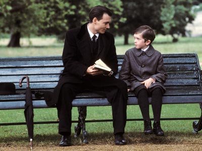 Finding Neverland. Courtesy of Totalfilm.com