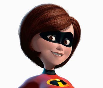 Helen, from The Incredibles. (Courtesy of pixar.wikia.com)