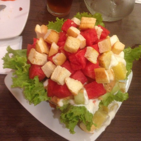 Pizza Hut salad