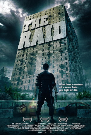TheRaid-Poster
