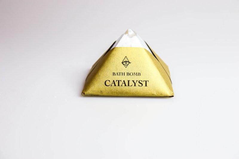 Catalyst Bath Bomb Lini Skinfood