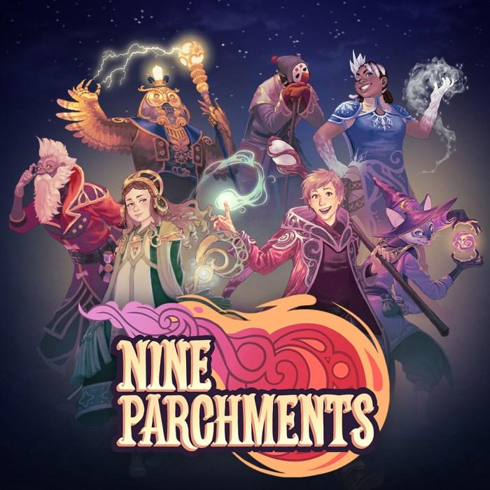 9 Parchments