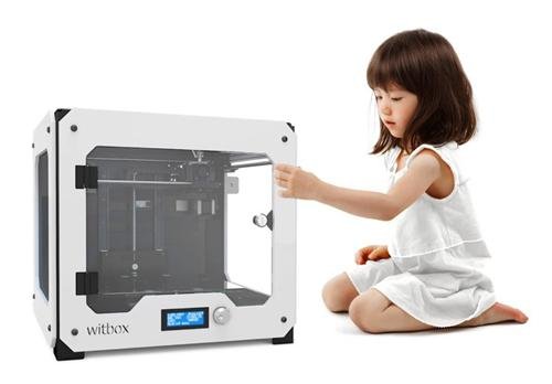 Stampante 3D Verona - bq Witbox