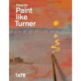 A book called How to Paint like Turner