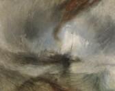 Fine art print of a work by Turner