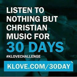 K-Love Challenge