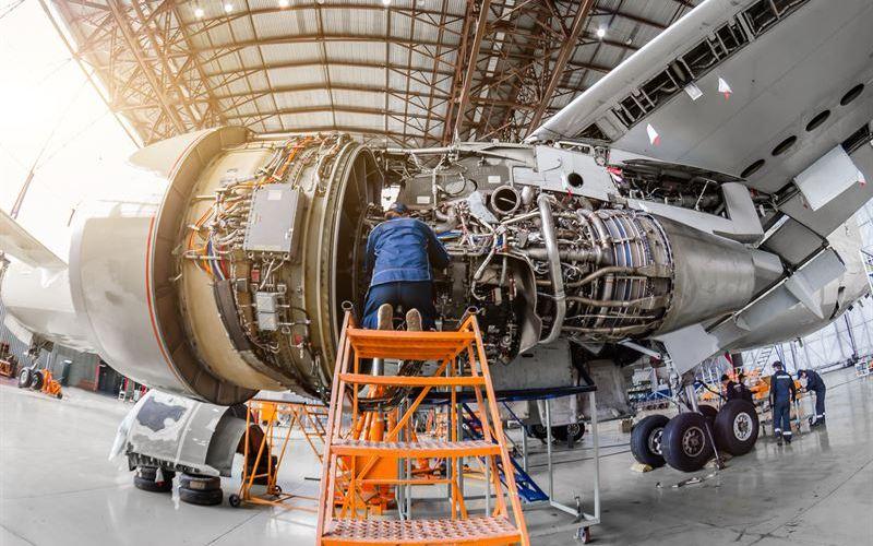 Silniki lotnicze