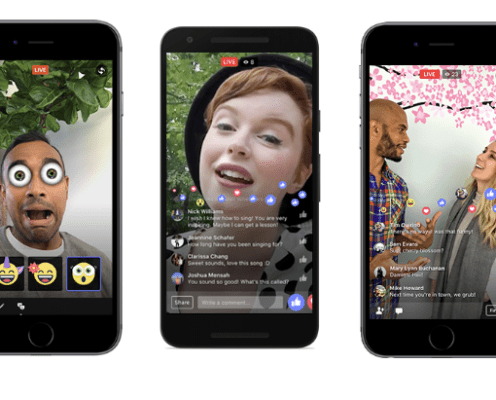 Facebook Adds New Video Publishing Tools