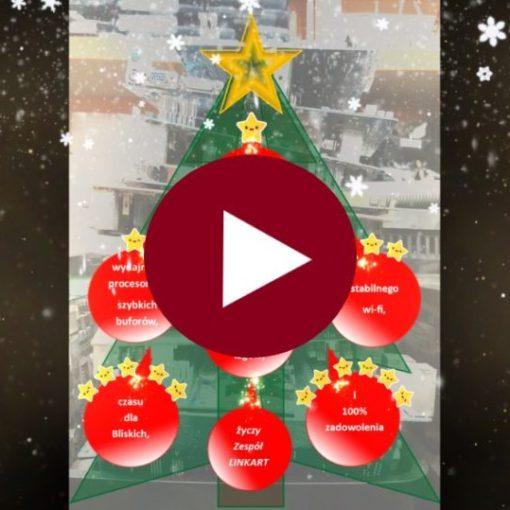 Linkart Sklep komputerowy serwis komputerowy oprogramowanie serwis RTV telewizory ksero klaj bochnia niepolomice tarnow krakow brzesko malopolska zyczenia swiateczne 2019 boze narodzenie 2019.mp4