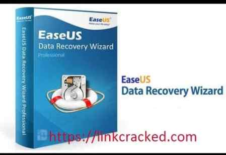 EaseUS Data Recovery 12.8 Crack