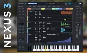 Nexus VST 3.1.7 Crack Torrent With Serial Key 2020 For Mac Free Download