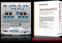 AutoTune EFX 3 Crack License Key Full Version Torrent 2021 Free Download (Mac/Win)