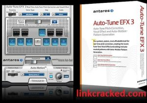 AutoTune EFX 3 Crack License Key Full Version Torrent 2021 Free Download (Mac/Win)