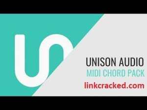 Unison MIDI Chord Pack 2021 Crack With VST Torrent Free Download