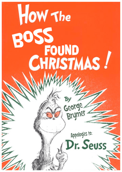 How the Boss Found Christmas