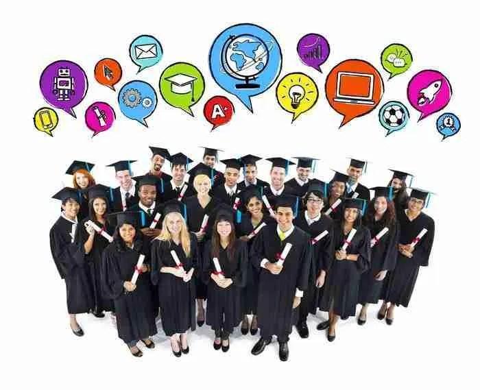get a job after college leveraging LinkedIn