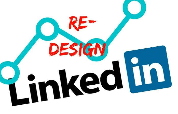 LinkedIn New Desktop Redesign