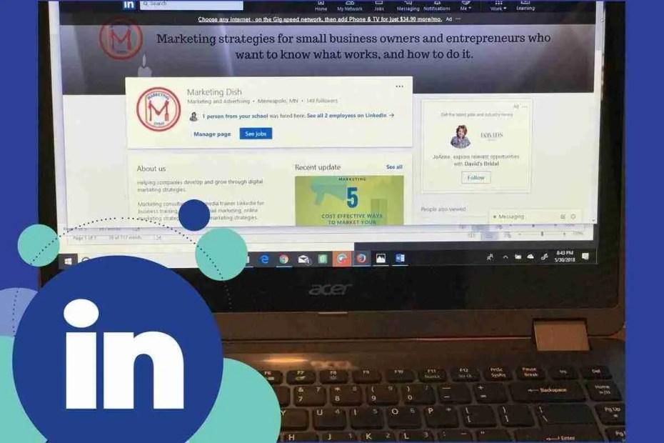 Should you have a LinkedIn Company Page