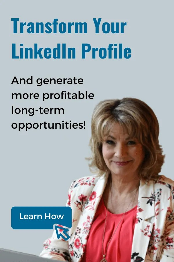 Transform Your LinkedIn Profile