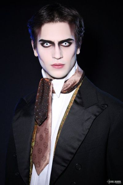halloween, costumes, homemade, DIY, vampire