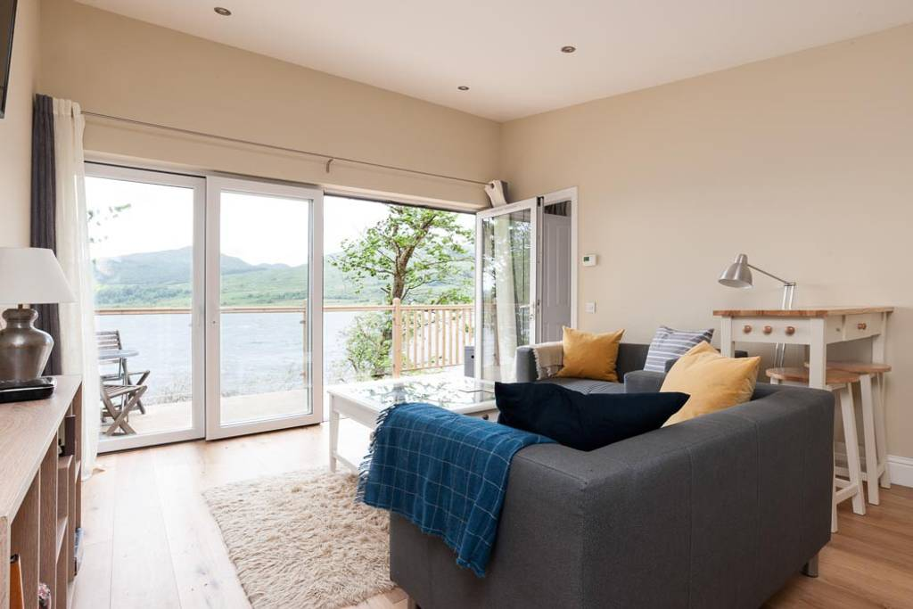 6 Romantic Boltholes in Loch Lomond National Park