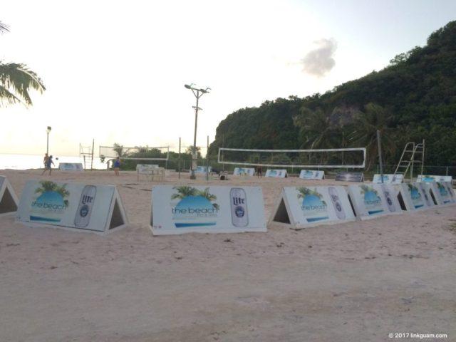 グアム ガンビーチ