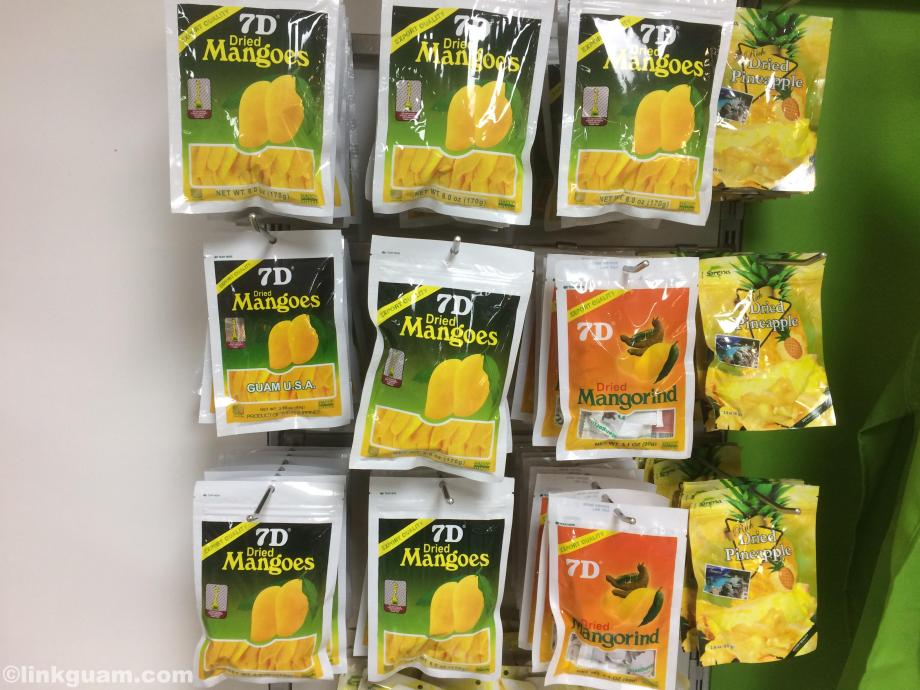 グアム 買い物 チョコ お土産 Kマート ドライフルーツ