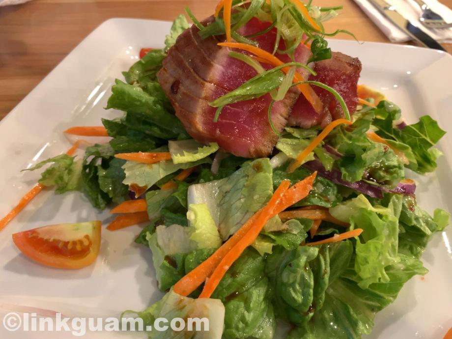 グアム レストラン チャモロ料理 メスクラ ディナー meskla