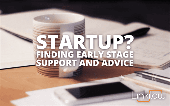 support for startups