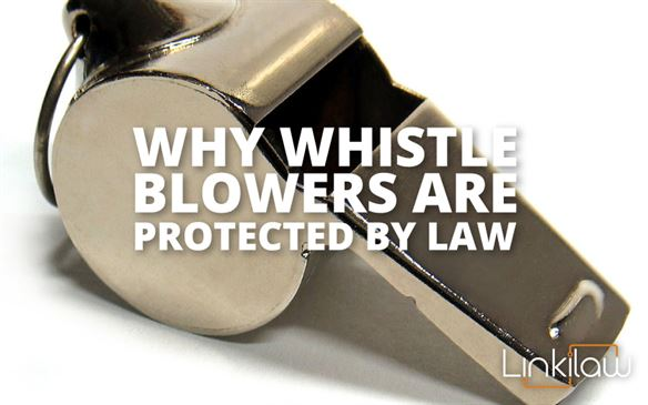 whistleblowers law
