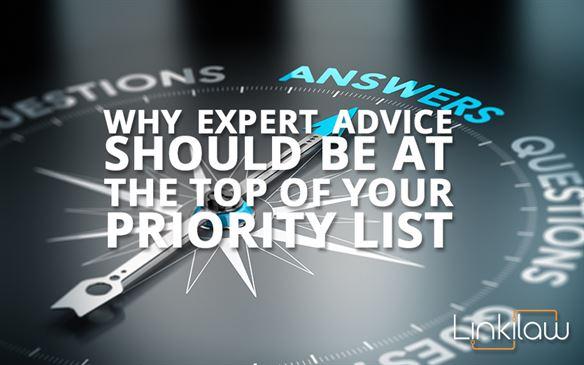 legal expert advice