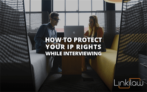 ip rights while interviewing