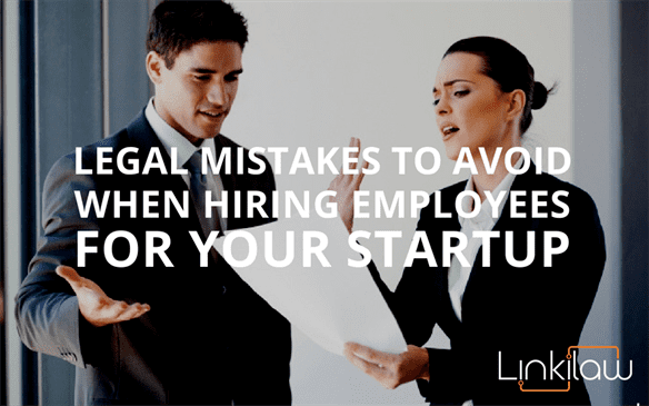 hiring employees for your startup