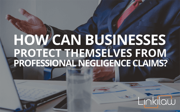 professional negligence claims