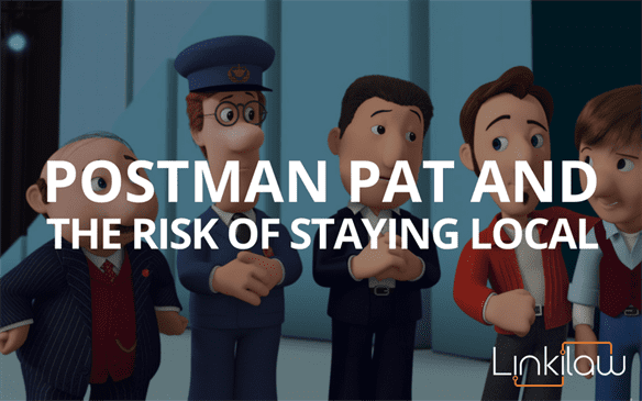 risk of staying local