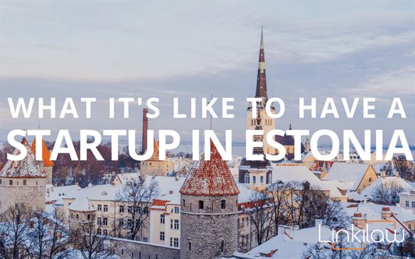 startup in estonia