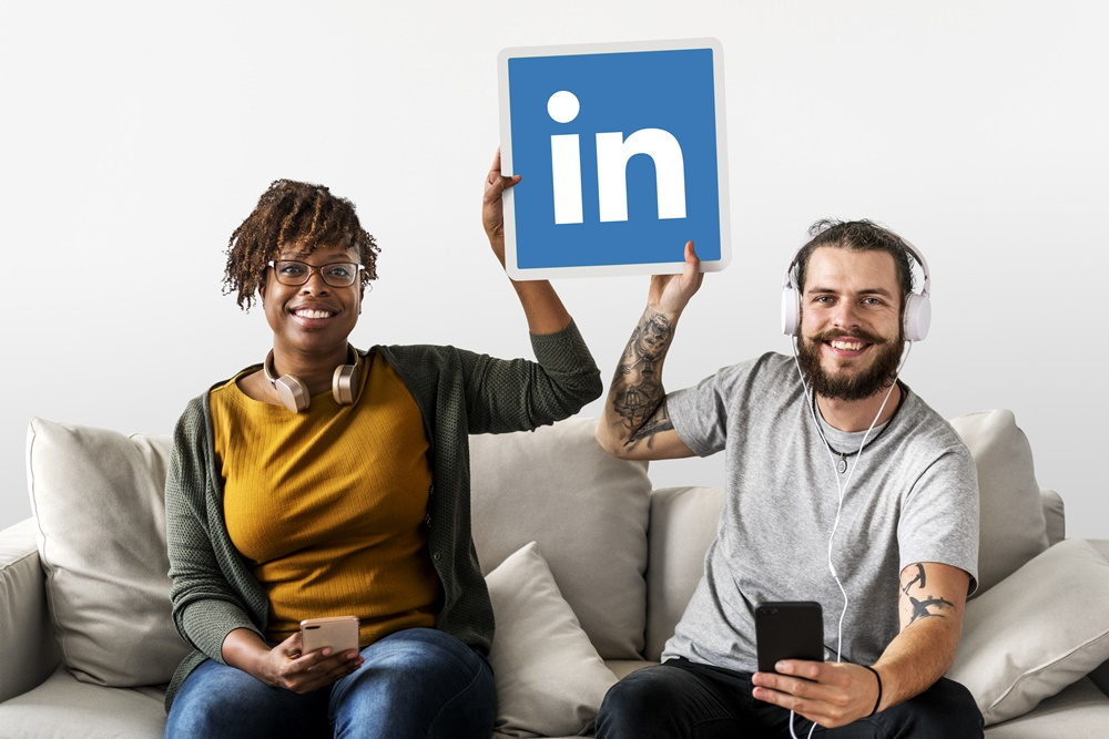 LinkedIn is a perfect network to connect with others and boost your career.