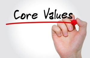 If a company rejects you, it means you don't have the same core values when it comes to life.