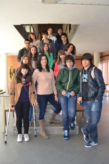 Dia 4 - Escola Secundária de Nelas