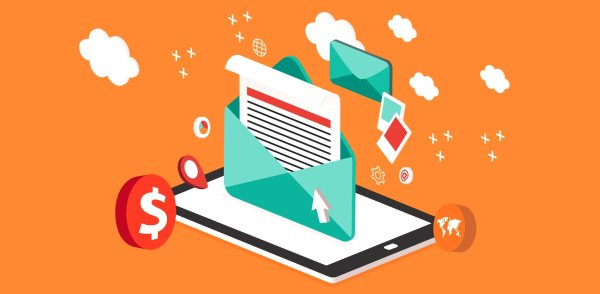 email giao dịch
