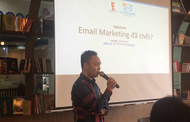 talkshow về email marketing