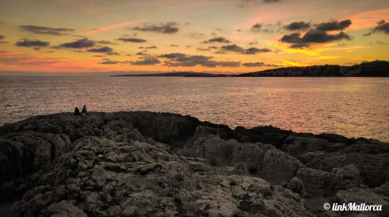 Calo des Grells - Dique del Oeste, Palma de Mallorca