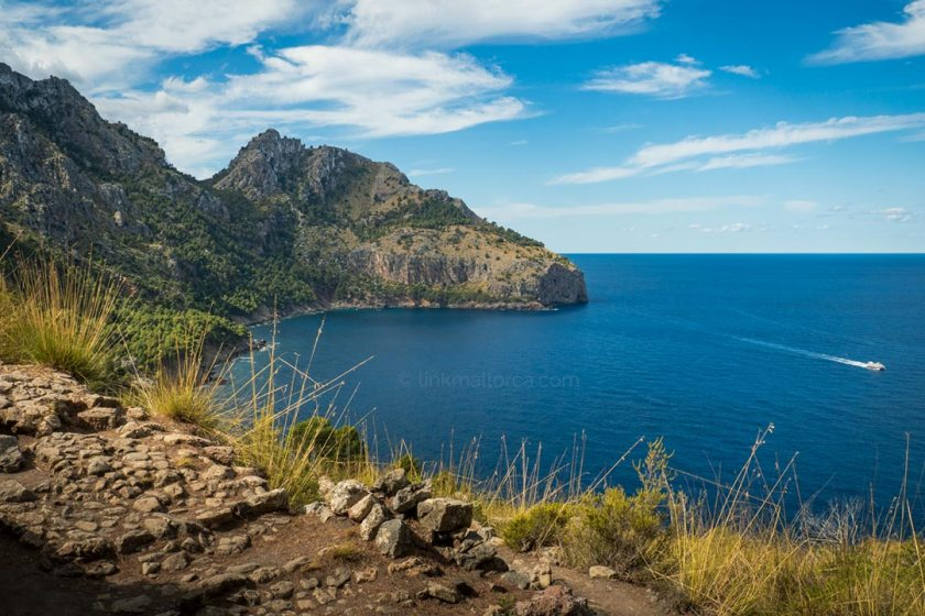 Sa Costera Ruta Senderismo Serra Tramuntana Mallorca