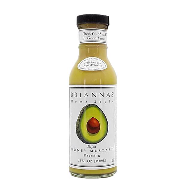 Brianna39s Honey Mustard Salad Dressing Link Market