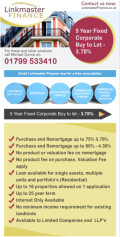 5 Year Fixed Corporate Buy to Let - 3.78%