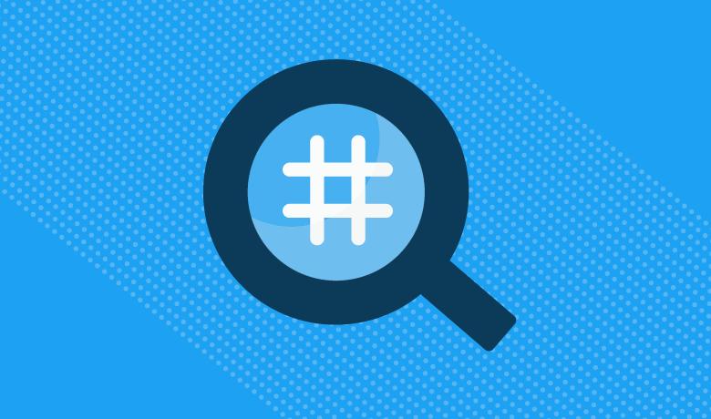 Custom Twitter Hashtags