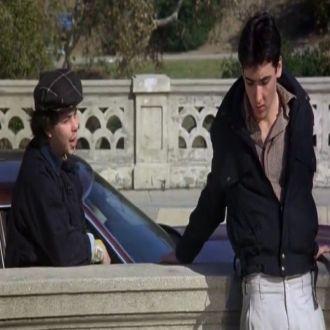 Scene from movie Better Off Dead