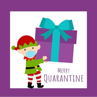 Linnaea Mallette Merry Quarantine