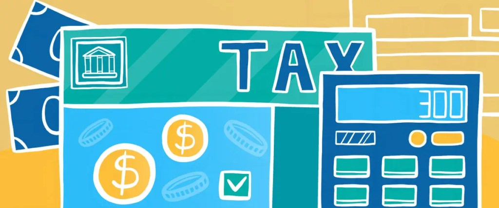 Filing Taxes Calculator