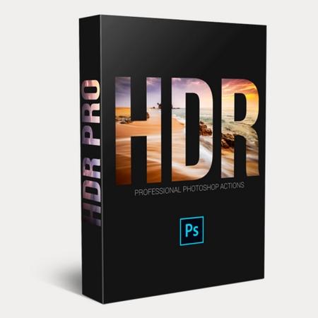 HDR экшены для Фотошоп: 25 экшенов плюс 3 бонуса в подарок